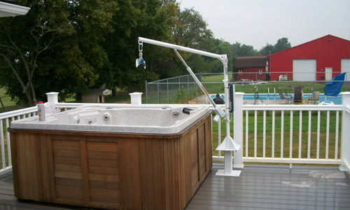 Mobility Marketplace Hot Tub Lifts